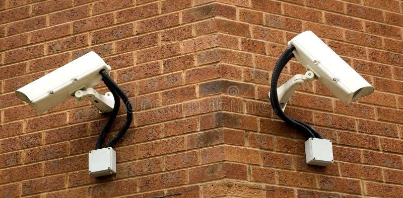 Download Cámaras de vigilancia imagen de archivo. Imagen de electrónica - 1277335