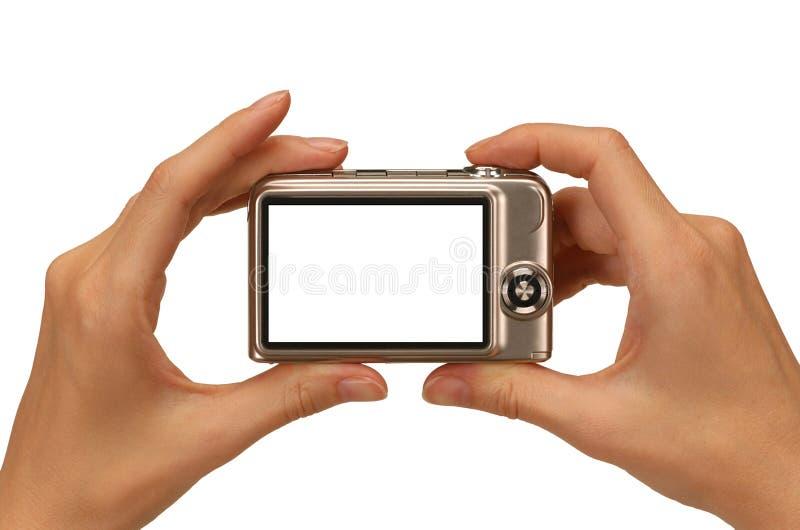 Cámaras digitales fotografía de archivo
