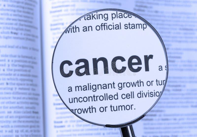 cáncer imagen de archivo libre de regalías