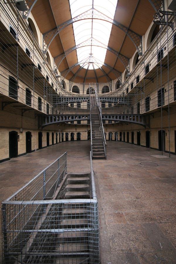 Cárcel de Kilmainham imágenes de archivo libres de regalías