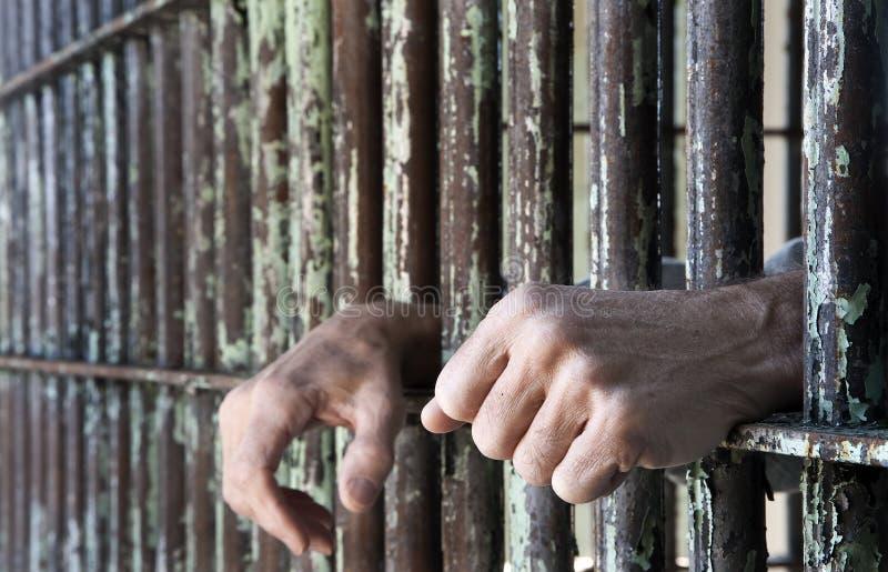 Cárcel del condado del jaspe fotografía de archivo libre de regalías