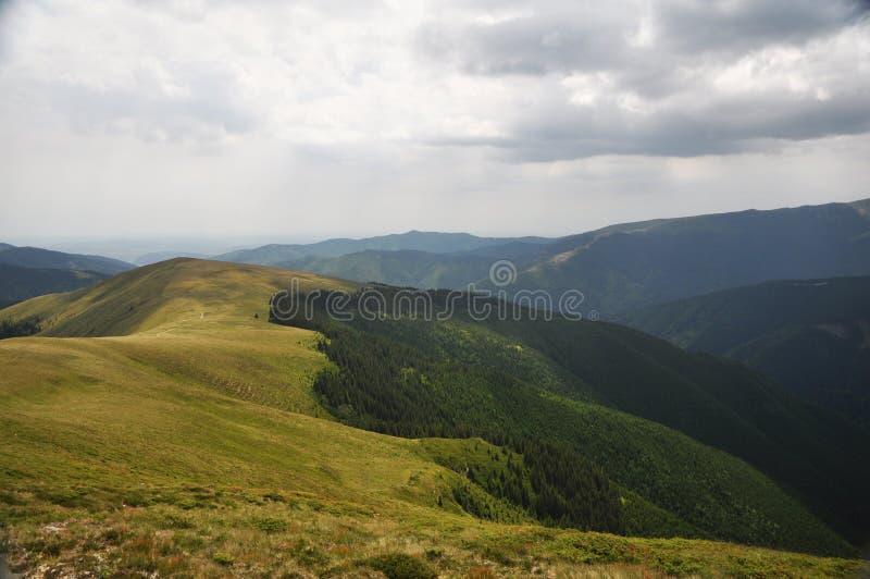 Cárpatos, Rumania foto de archivo