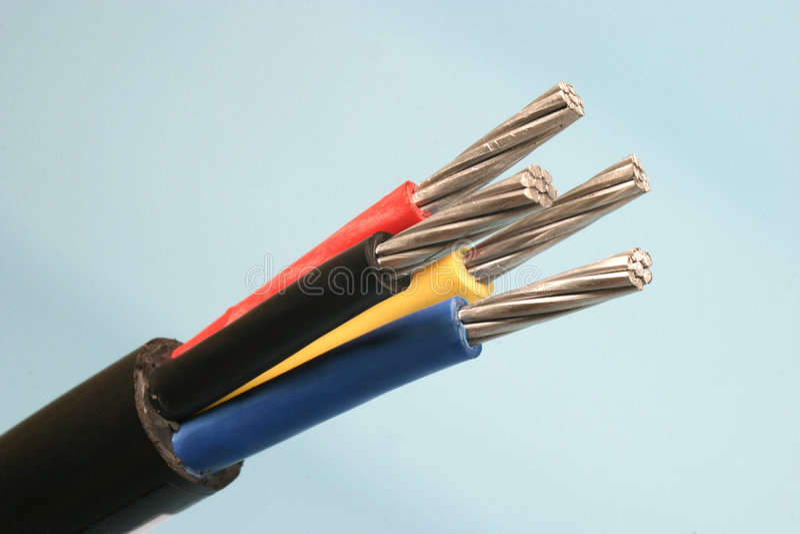 Câble photos stock