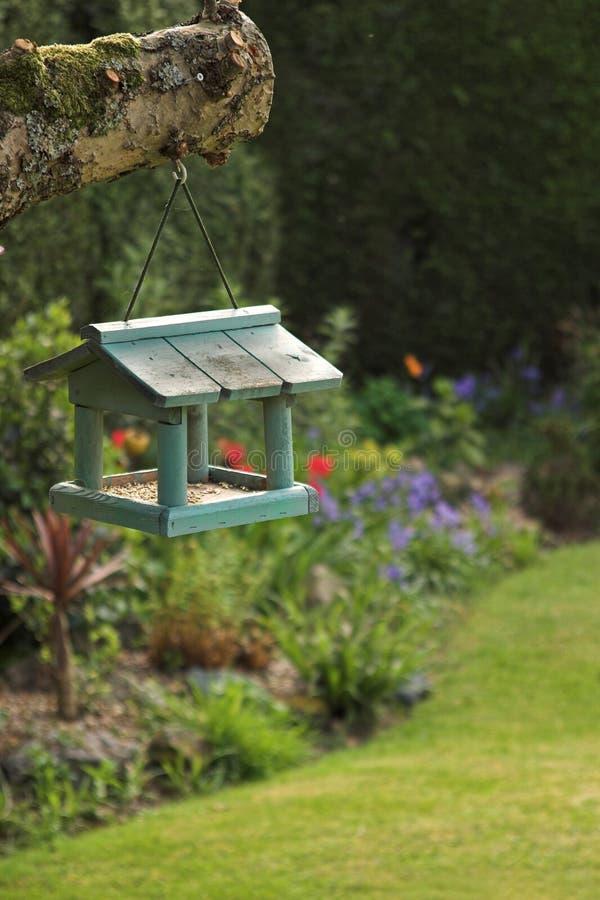 Câble d'alimentation d'oiseau image stock