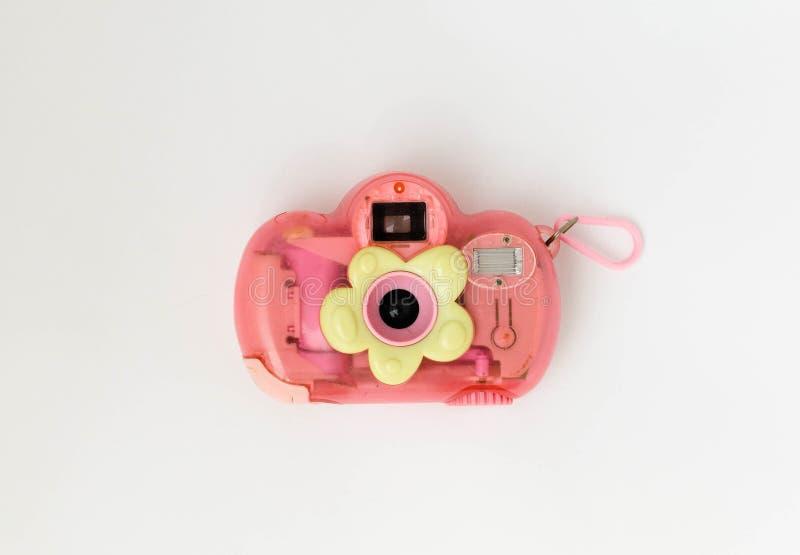 Câmara cor-de-rosa imagens de stock