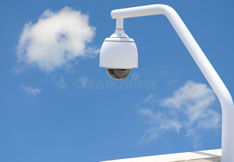 Download Câmara de segurança foto de stock. Imagem de azul, ligação - 10054132