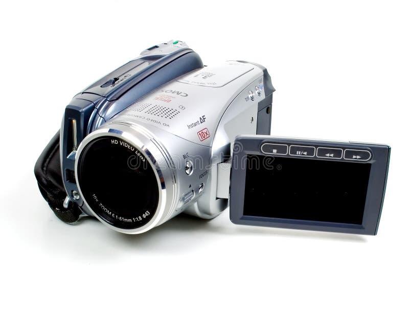 Câmara de vídeo de Digitas foto de stock