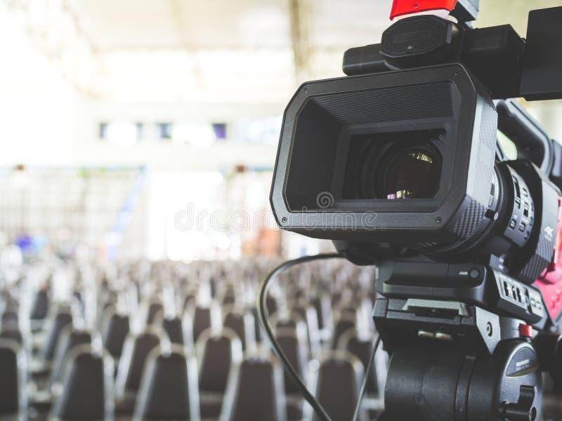 câmara de vídeo 4K digital imagens de stock royalty free