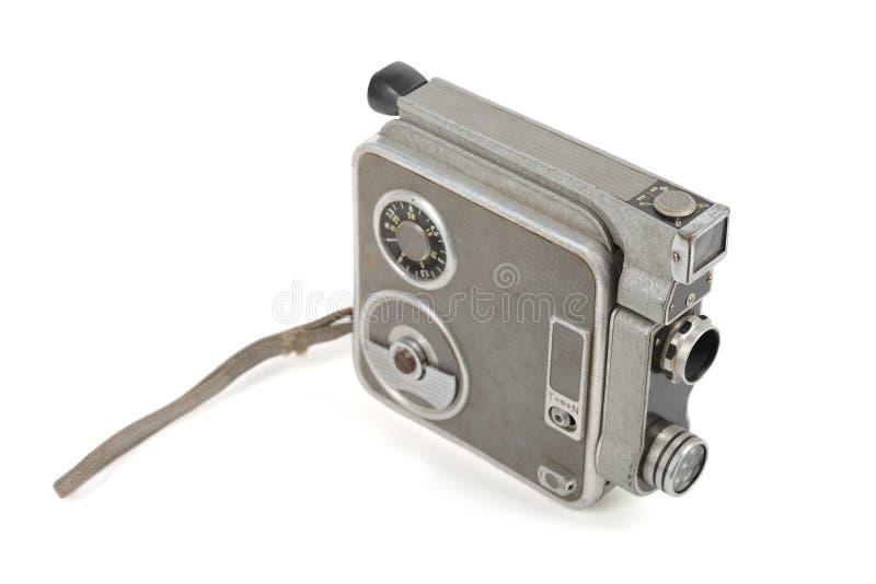 Câmara de vídeo velha imagens de stock