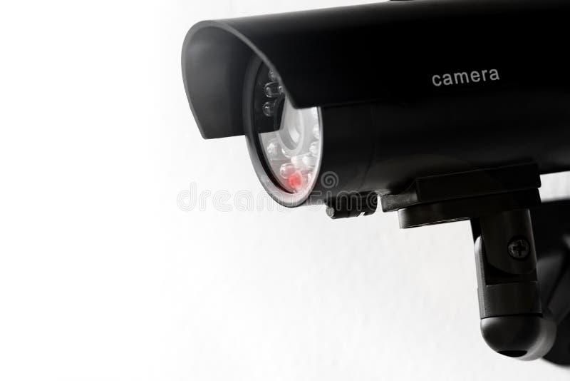 Câmara de vigilância da segurança imagem de stock