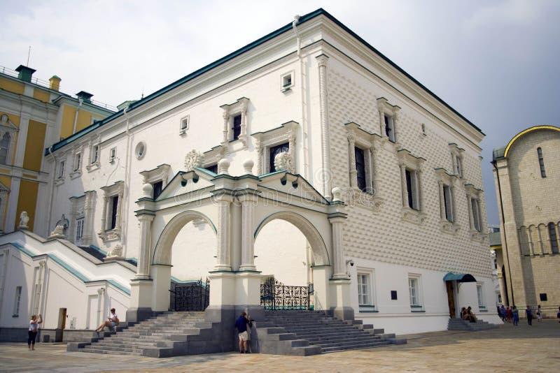 Câmara lapidada Kremlin de Moscou imagens de stock royalty free