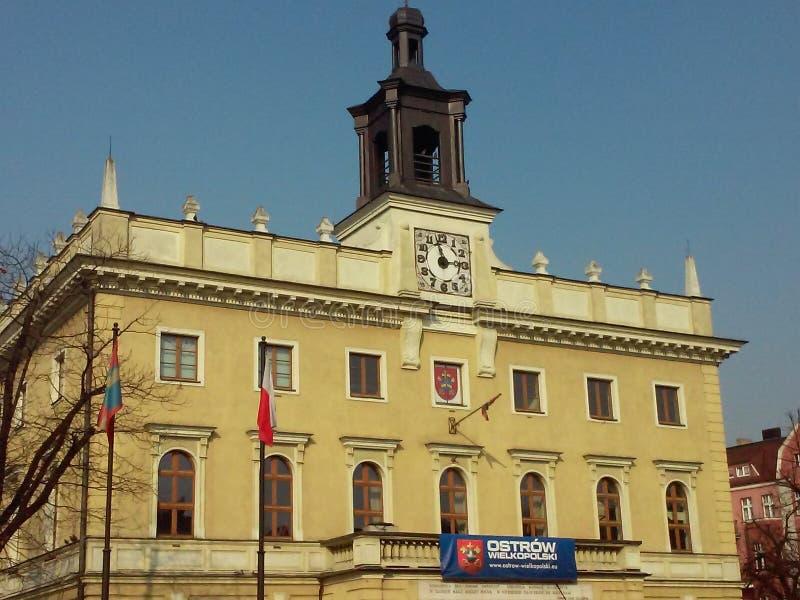 Câmara municipal foto de stock