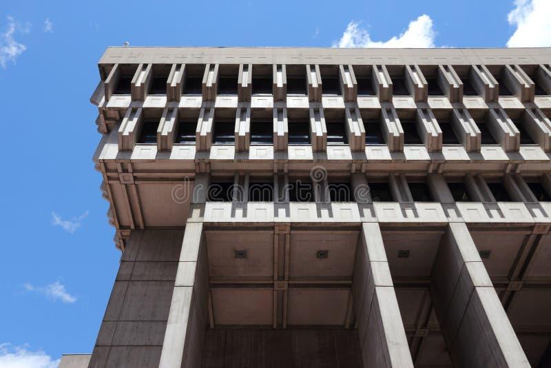 Câmara municipal de Boston imagem de stock