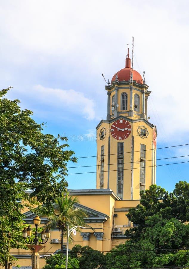 A câmara municipal de Manila imagens de stock royalty free