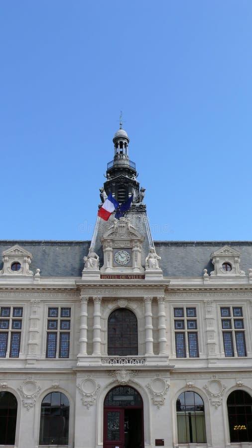Câmara municipal de Poitiers