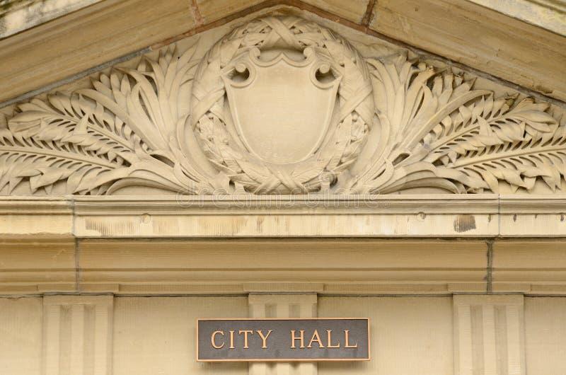 Câmara municipal de Portland fotos de stock royalty free