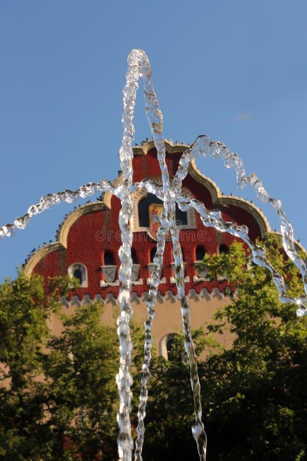 Download Câmara Municipal Em Subotica Imagem de Stock - Imagem de árvore, velho: 29844381