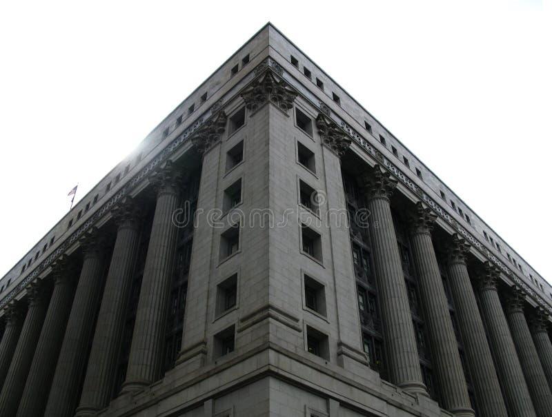 Câmara municipal neoclássico foto de stock royalty free