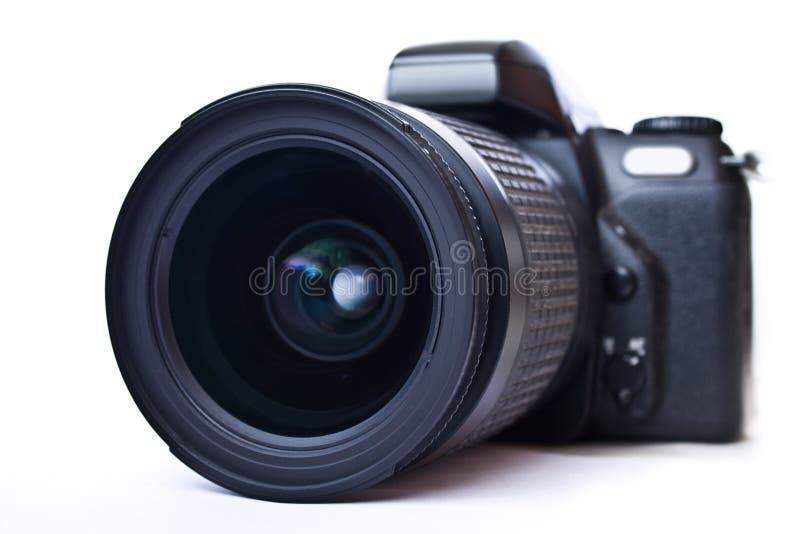 Câmera fotografia de stock