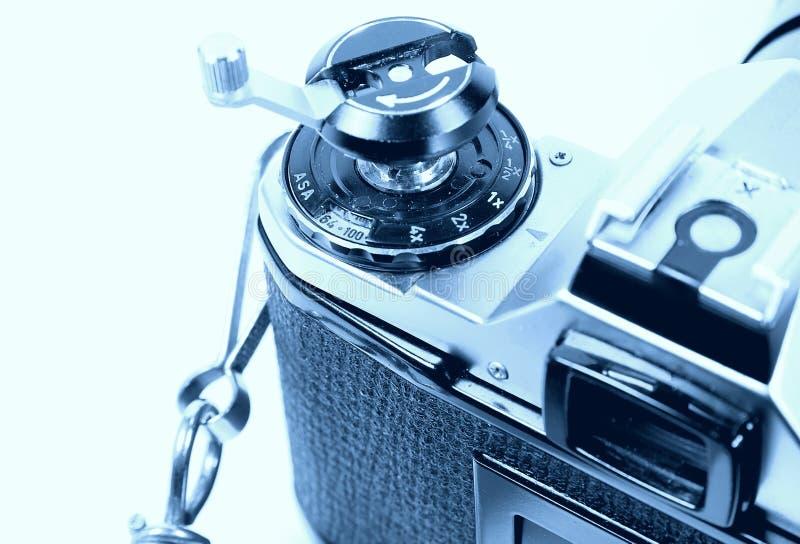Câmera 2 da película foto de stock royalty free