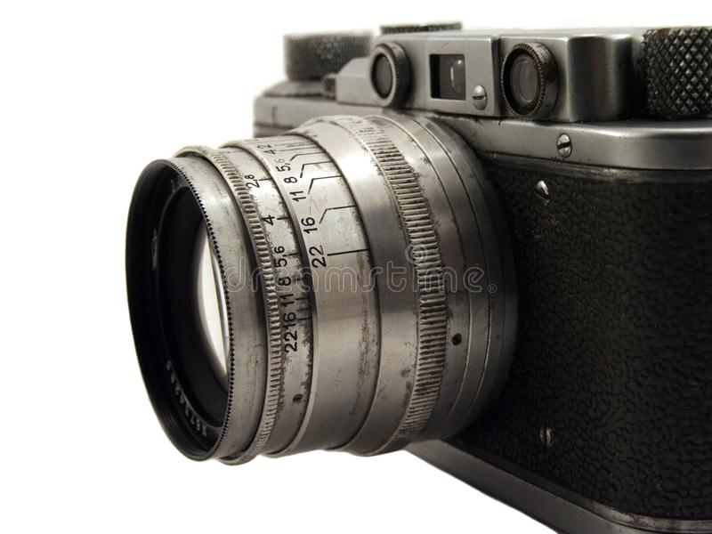 Câmera 2 fotos de stock