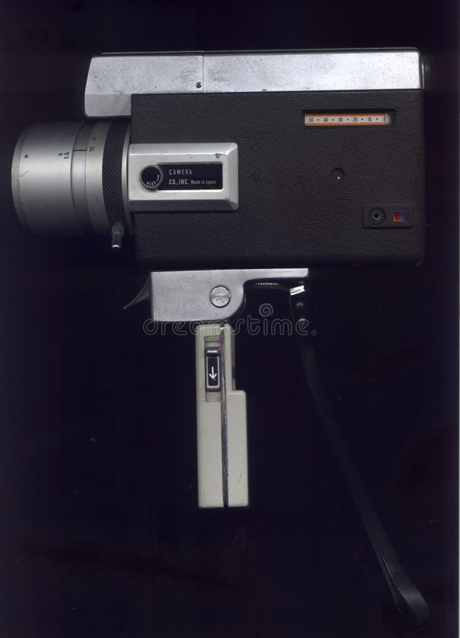 Câmera 8 Super Foto de Stock Royalty Free