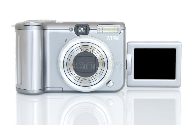 Câmera compacta foto de stock royalty free
