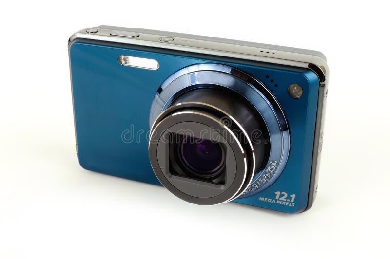 Download Câmera compacta moderna imagem de stock. Imagem de eletrônica - 12800125