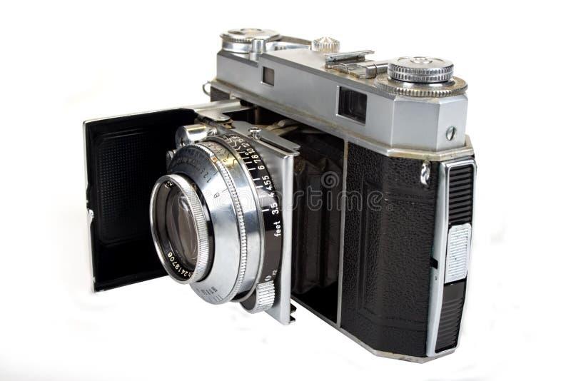 Câmera da foto do vintage imagem de stock