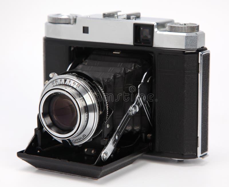 Câmera da película imagem de stock royalty free