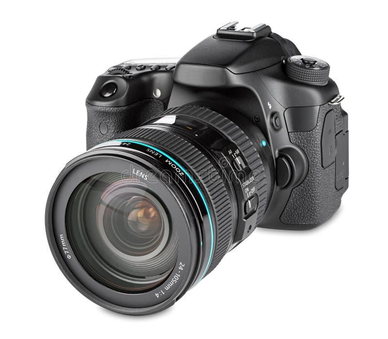 Câmera de DSLR