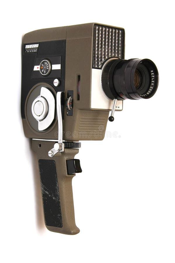 Câmera de filme do vintage fotos de stock royalty free