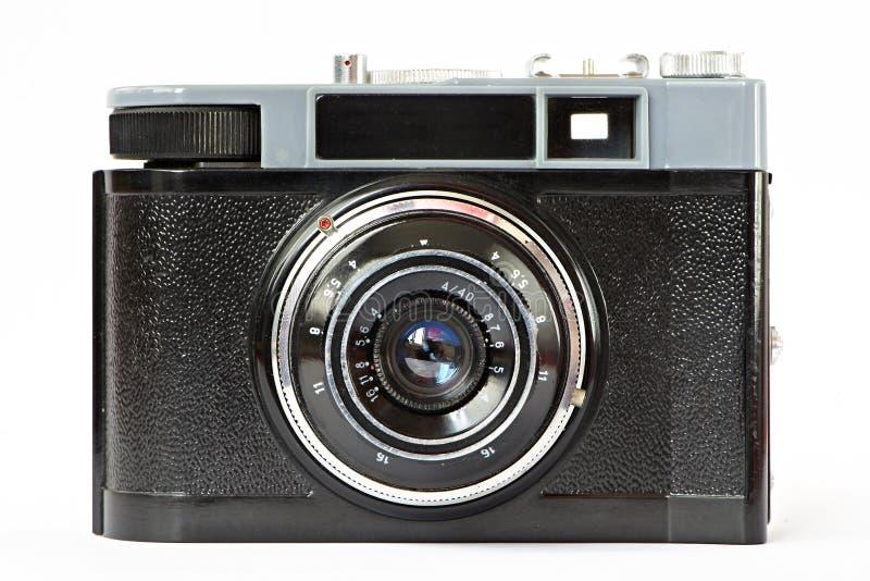 Câmera do amador do vintage fotos de stock