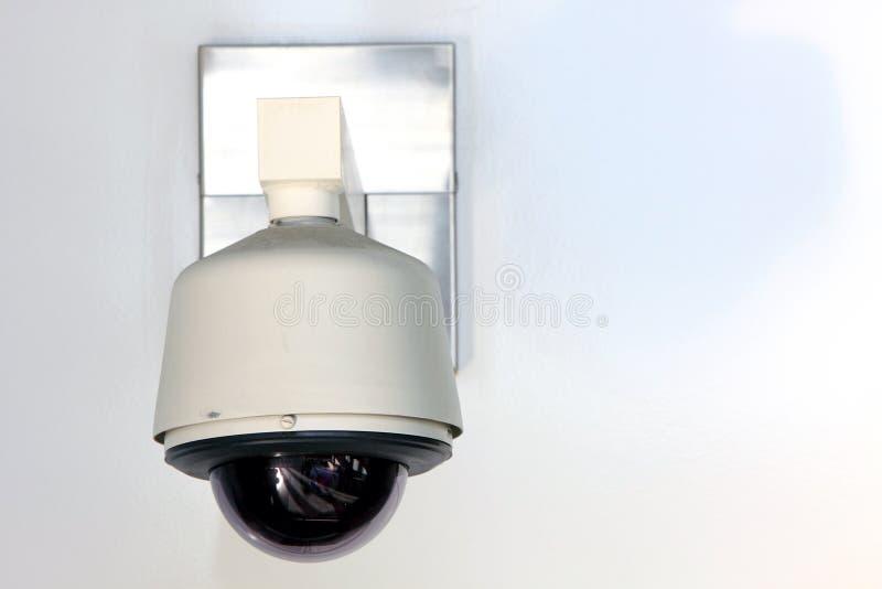 Câmera do CCTV foto de stock