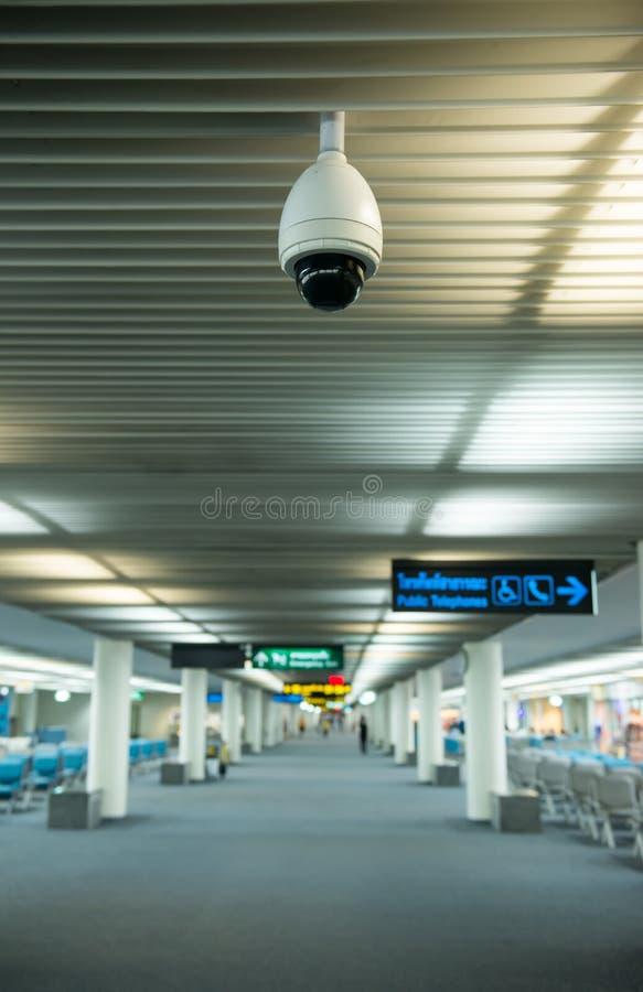 Câmera do CCTV fotos de stock royalty free
