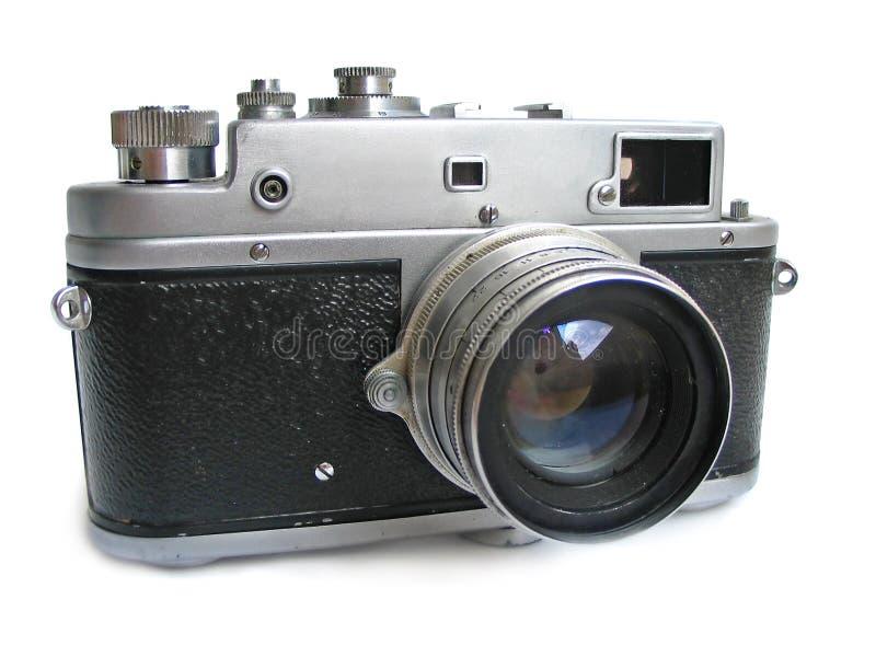 Câmera do vintage imagens de stock royalty free