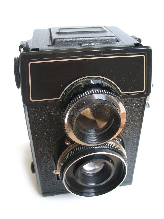 Câmera do vintage fotos de stock royalty free