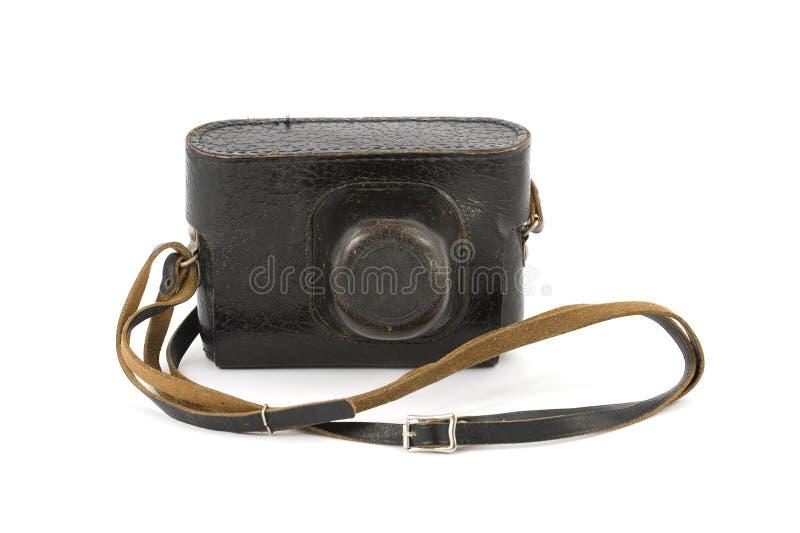 Câmera do vintage na Carreg-Caixa