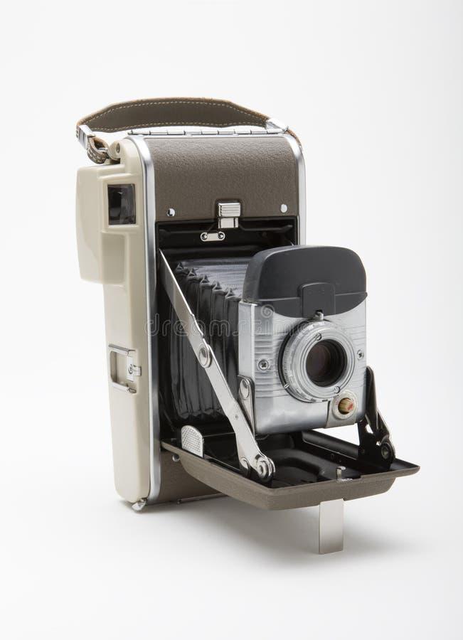 Câmera dos anos 50 do vintage imagens de stock