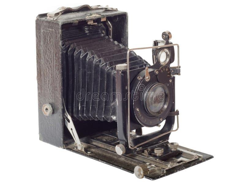 Câmera harmoniosa do Antiquarian foto de stock