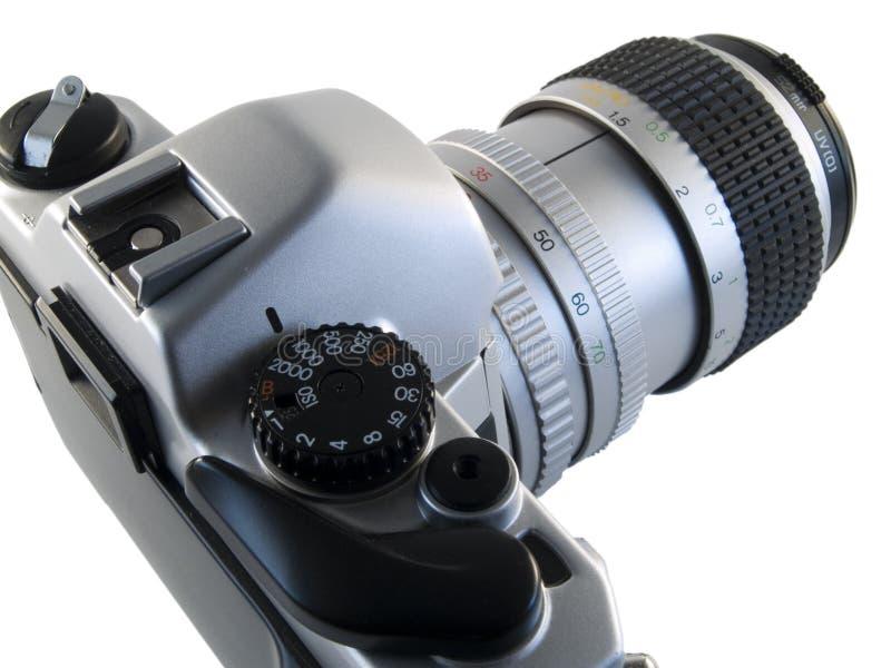 Câmera isolada fotos de stock