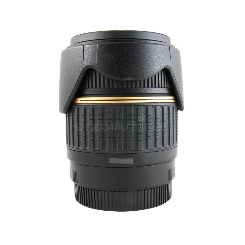 A câmera len fotografia de stock