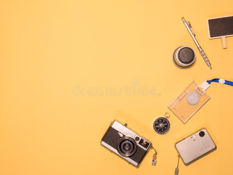 Câmera lisa 1 da configuração imagem de stock royalty free