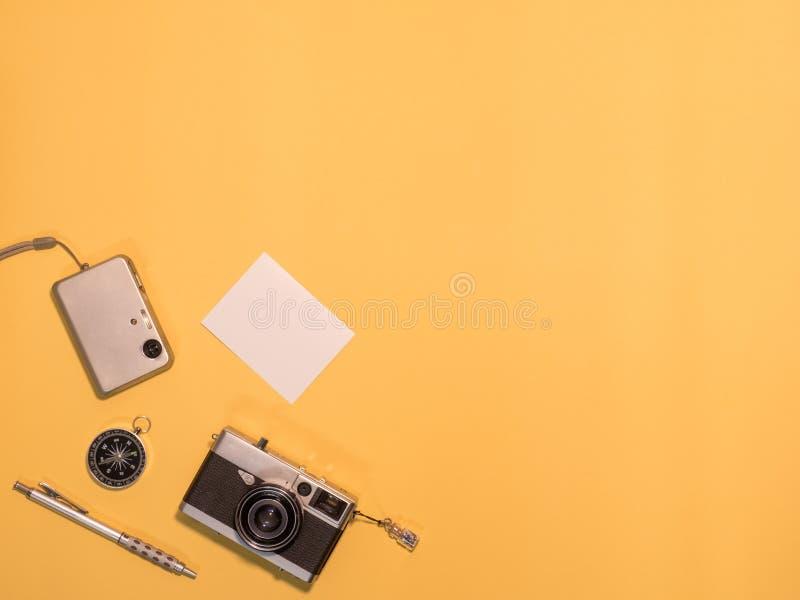 Câmera lisa 1 da configuração imagem de stock