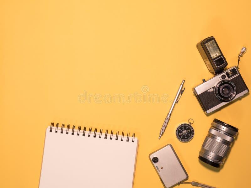 Câmera lisa 1 da configuração imagens de stock