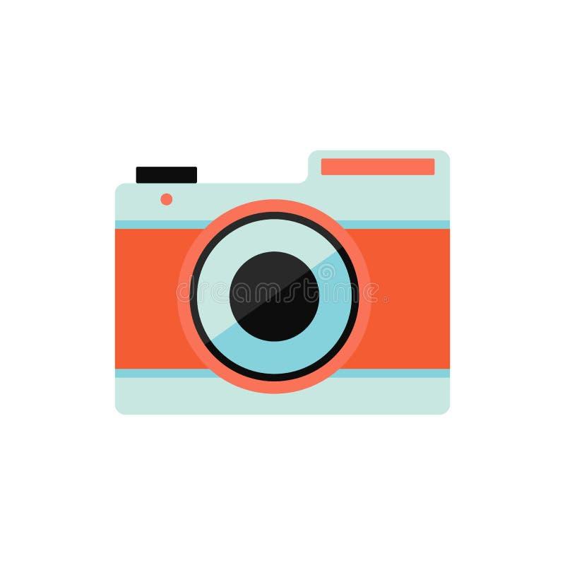 Câmera para salvar seus melhores momentos ilustração royalty free