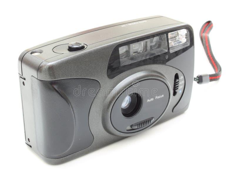 Download A câmera velha da película imagem de stock. Imagem de abertura - 16861221
