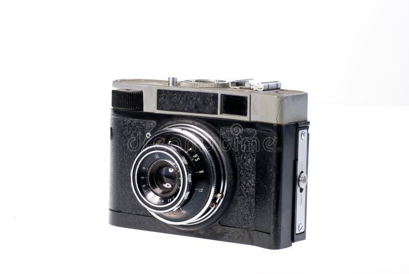 Câmera velha de 35mm SLR fotos de stock