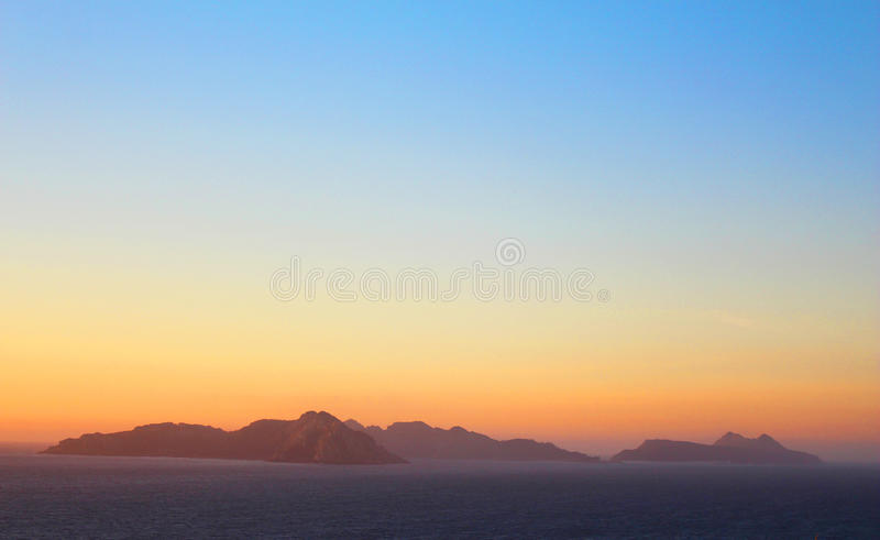 CÃes-Inseln stockfoto