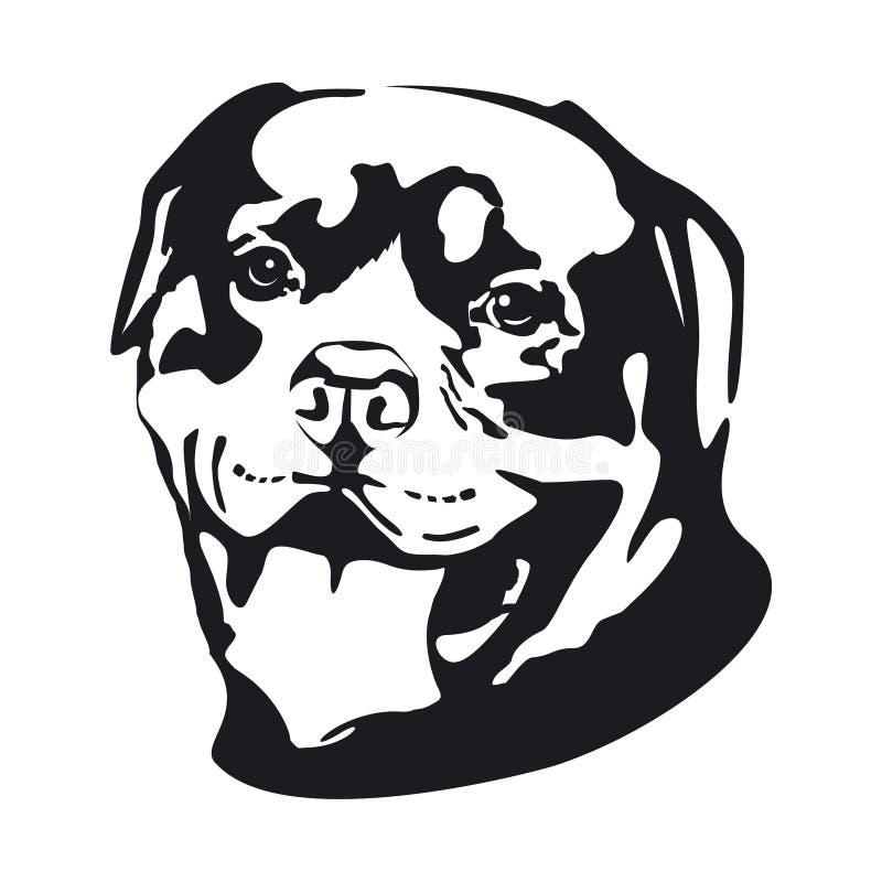 Cão ilustração do vetor